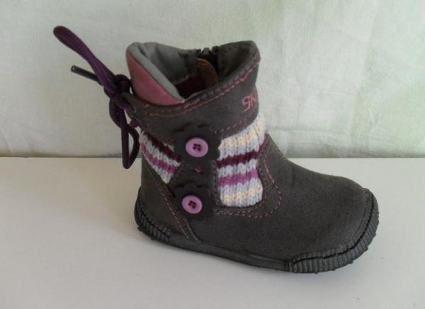 Detská prechodná obuv  Zimná obuv 12d3407e1ef